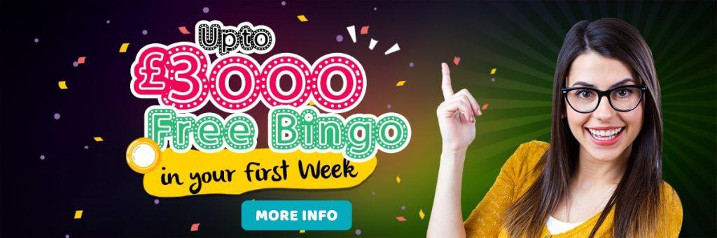 House of Bingo Promo 1
